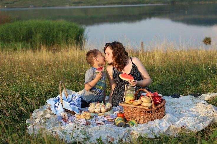 My world in a jar: La picnic cu Sun Food...