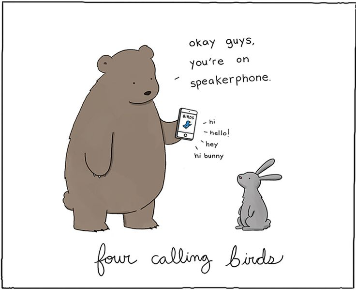 Simpsons Animator Liz Climo Does A Cute and Quirky 12 Days Of Christmas.