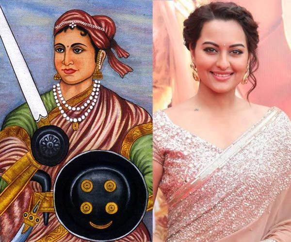 Priyanka Chopra as Sarojini Naidu, Sonakshi Sinha as Jhansi Ki Rani – Bollywood heroines who can bring history alive on screen!