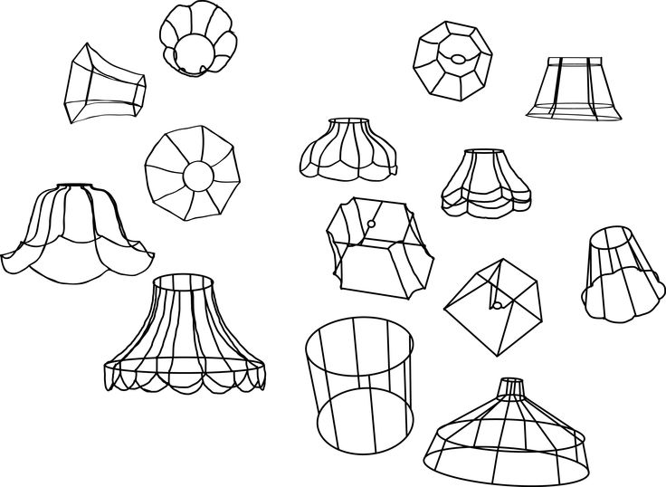 Best 25 lamp shade frame ideas on pinterest old lamp shades wire lamp shade frames greentooth Image collections