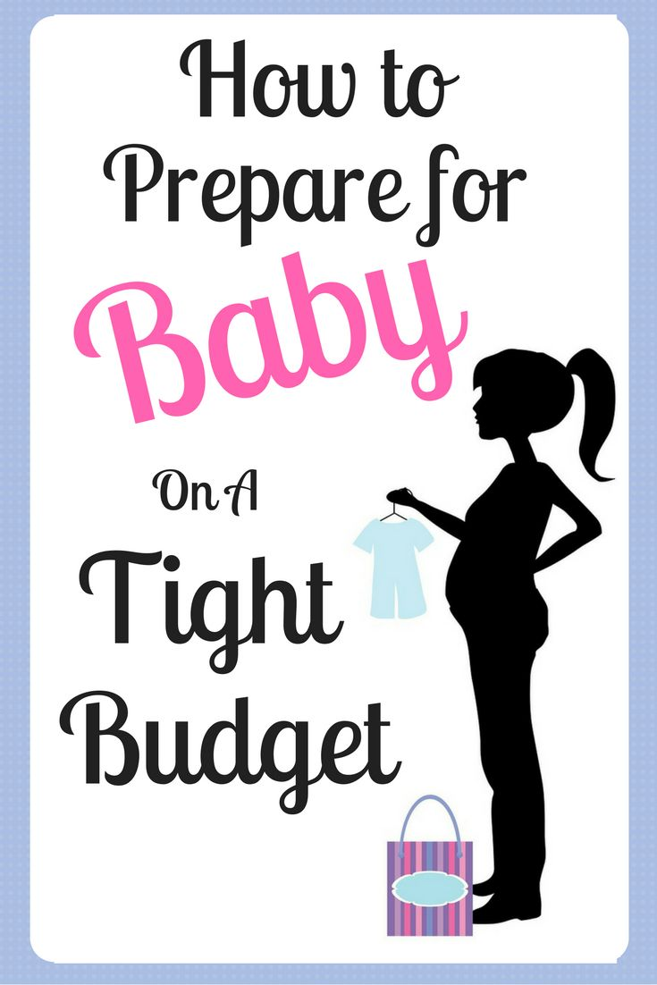 Prepare for Baby on a Tight Budget