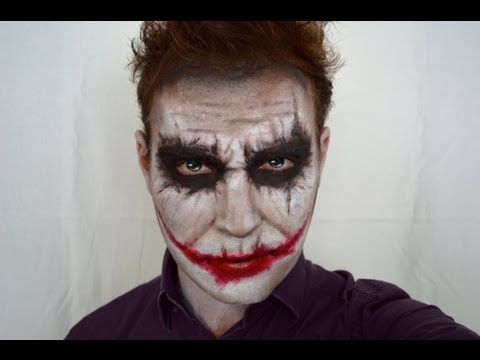 Best make up for joker I found not to mention  easy too. The scar can be added aswell.