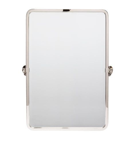 Linfield Rounded Rectangle Pivot Mirror
