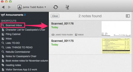 Going Paperless Quick Tip: Scan Now, Organize Later. Once it's scanned, it's trash.  Organize? WHO ARE YOU TALKING TO?