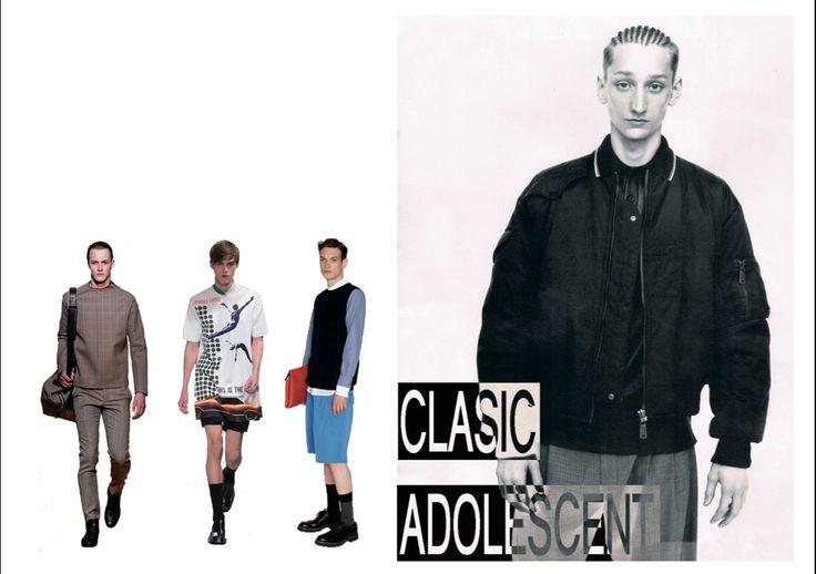 CLASIC ADOLESCENT by danielgarcia 2013 Part.1/5 Moodboard