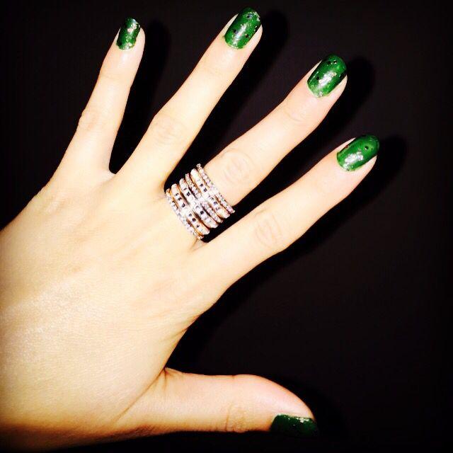 Emerald green  #yourule