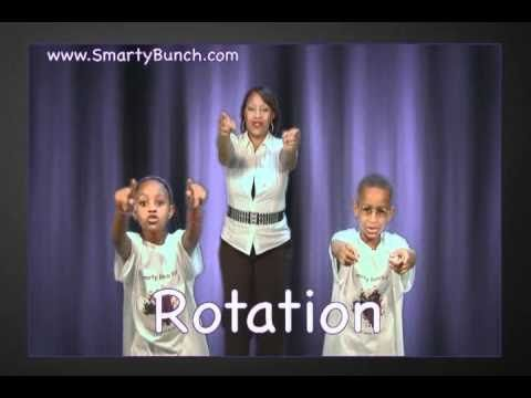 Geometry Translation, Rotation, Reflection- Rap and Dance that really helps the kid...Thank you SMARTYBUNCH
