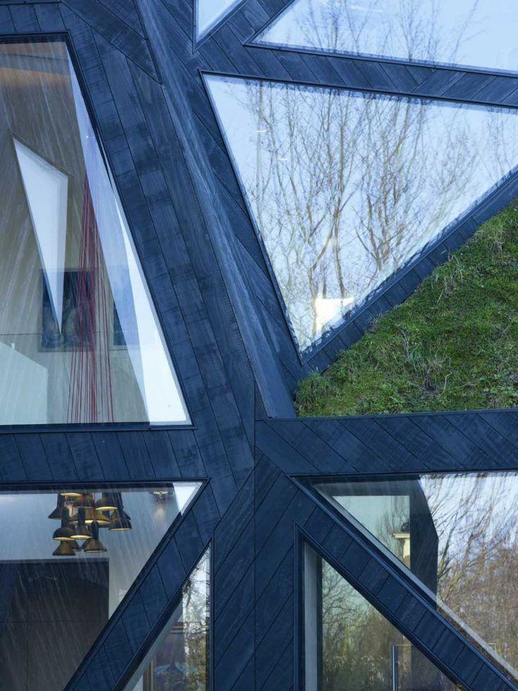 Villa Rotterdam Ooze Organic ArchitectureModern
