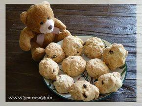Quarkbrötchen ohne Zucker sind schnell gebacken und ihr Teig bedarf keiner Ruhezeit.