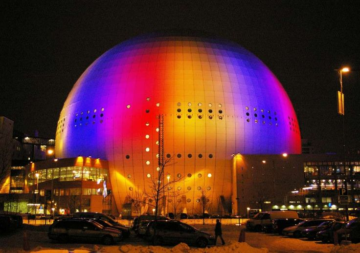 Architectural Marvels | List of the 60 Greatest Modern Buildings