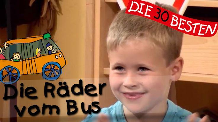 Die Räder vom Bus - Singen, Tanzen und Bewegen    Kinderlieder