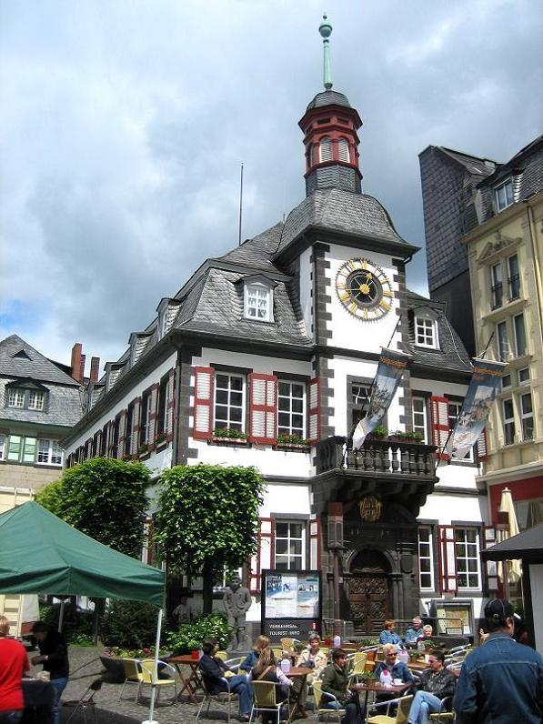 Old Townhall - Mayen, Rheinland-Pfalz near Koblenz, Germany. Copyright: Frank Kaiser