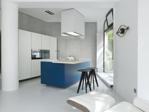 17 best images about cuisine design on pinterest canada for Cacher une cuisine ouverte