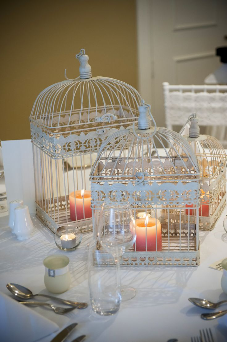 Beautiful birdcages..