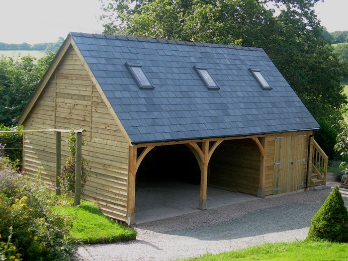 19 best Daylight in sheds, garages & outbuildings images on ...