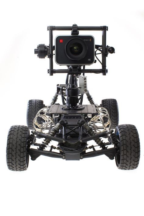 The Freefly TERO is a completely new way to move the camera. The system allows for an extremely dynamic low camera angle coupled with full 3-axis control of the MōVI stabilizer to create never-before-seen shots. With our custom Vibration Isolation System on a car as smooth and agile as this, you'll rethink what is possible from a chase car.