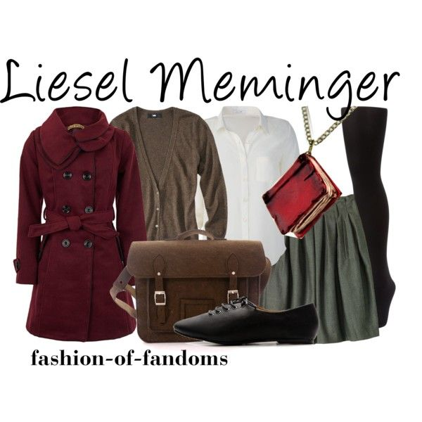 Image result for the book thief liesel costume