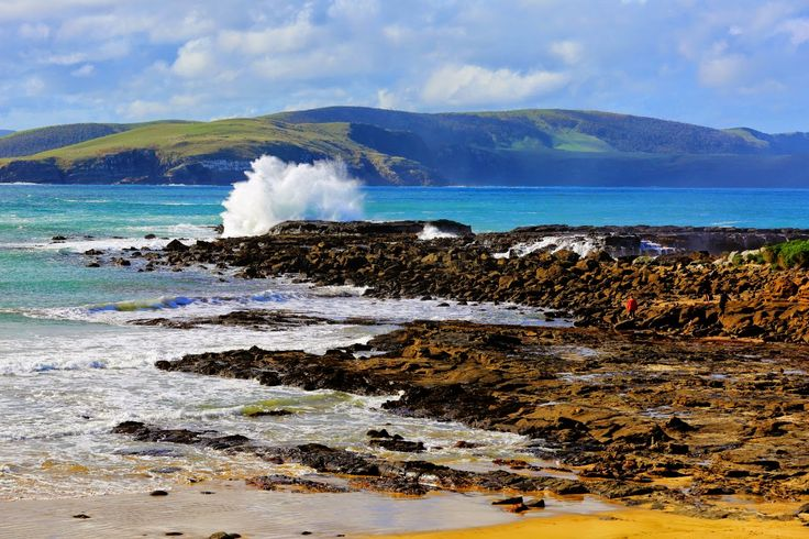 Porpoise Bay - Catlins