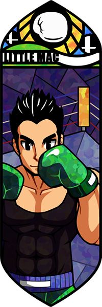 Smash Bros - Little Mac by Quas-quas.deviantart.com on @deviantART