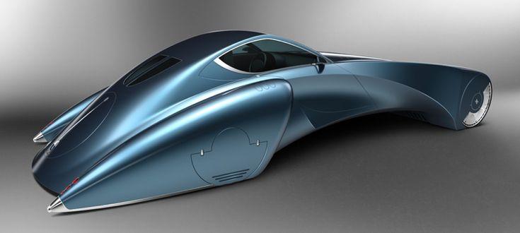 Bugatti Type 57 Atlantic Concept