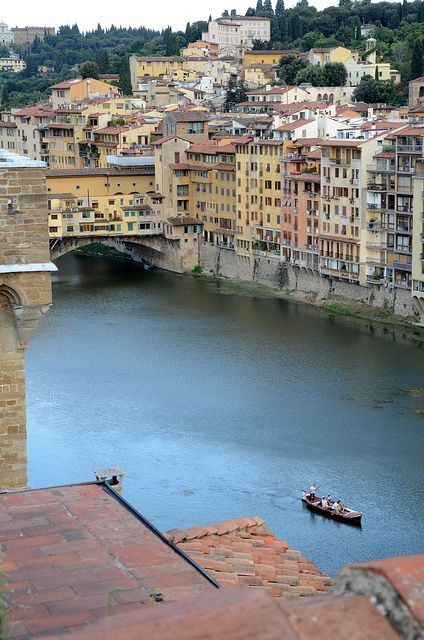 Firenze, Italy-another stop on our honeymoon. Home of great leather goods.