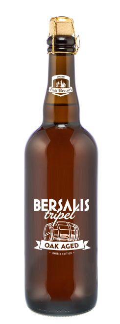 Bersalis tripel, oak aged - Oud Beersel