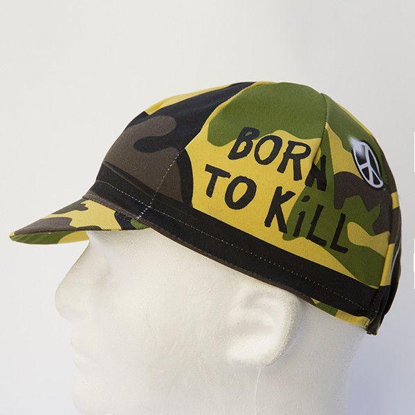 Full Metal Jacket Cycling Cap Cycling Caps Cycling Hat