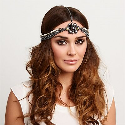 Centrestage Headpiece