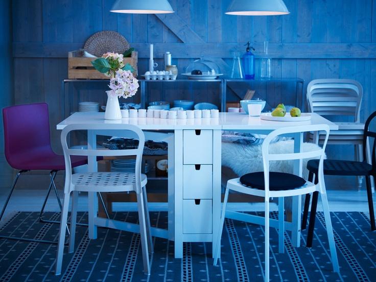 best IKEA DROP LEAF TABLE  on Pinterest  Ikea kitchen