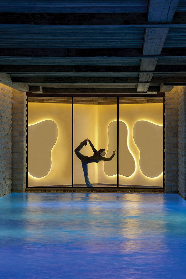 Six Senses Spa at the Alpina Gstaad, Switzerland http://www.sixsenses.com/spas/gstaad/welcome
