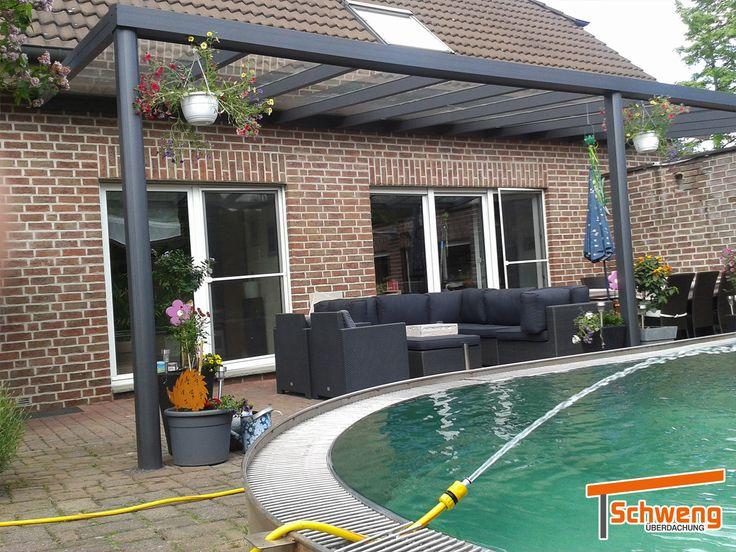 21 besten Ideen für die Terrasse   Garten   Balkon Bilder auf - garten terrasse uberdachen