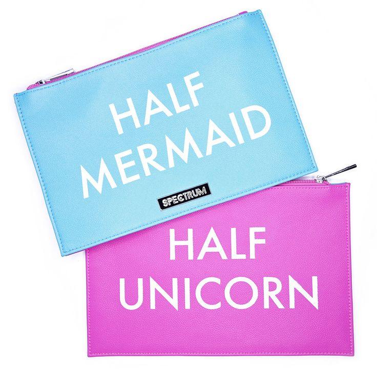 Half Unicorn Half Mermaid Bag | Spectrum Collections