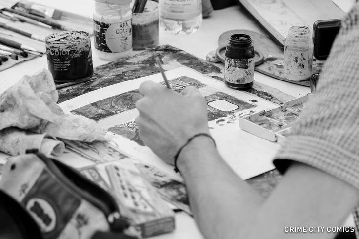 24h Comics Contest - Concorso di fumetto