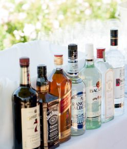 (Almost) everything you need to know about buying alcohol for your wedding. #wedding #mybigday