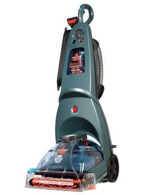 When I need to replace my current carpet-cleaning - Bissell carpet-cleaning machine