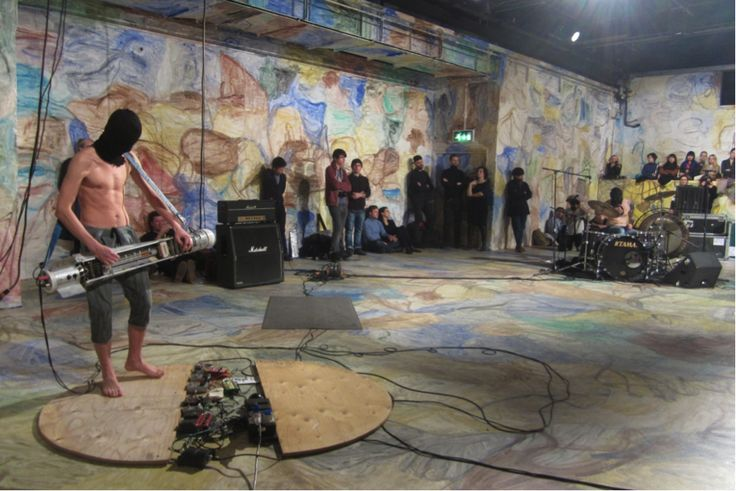 Guest-blogger Miseongoa Shin writes about an Experimental site-specific performance by BNNT (Konrad Smoleński and Daniel Szwed)