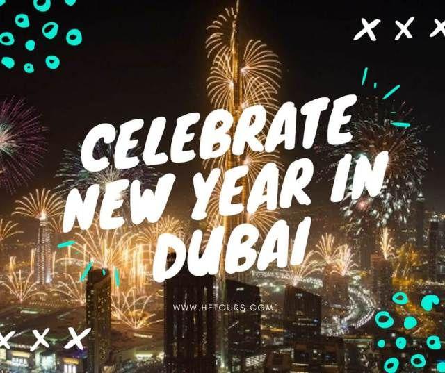 Dubai New Year Group Tour - 3 Nights / 4 Days Group Tour - Fair price tour