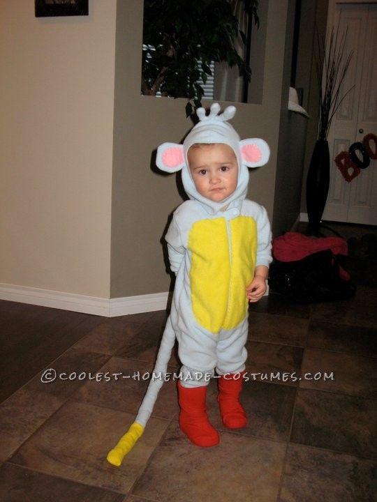 easy boots halloween costume - Homemade Toddler Halloween Costume