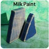natural pain options for wood baby toys milk paint