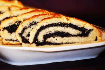 Gluténmentes, laktózmentes, élesztő nélküli mákos bejgli - Ételallergia Online