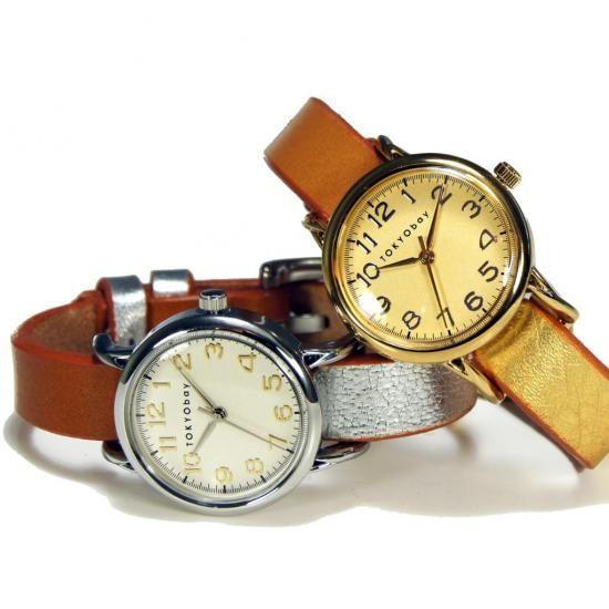 TOKYObay [トーキョーベイ] レディース腕時計 サミー ゴールド Samy Gold T610GD- IDEALi 並行輸入品専門店