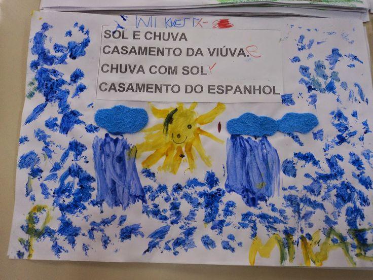 """Creche Municipal Maria das Neves Oliveira: PROJETO """"NOTA 10"""" 2013 COM PARLENDA SE APRENDE"""