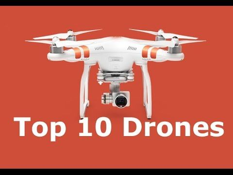 Top 10 drones. Choosing Drone is the tough job, there are lots of drones in the market. So we have made this guide 'Top 10 drones' or 'Drones with cameras' to help you out, hopefully this guide will help u in getting best drones to buy.