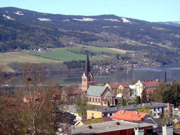 Lillehammer is on the itinerary