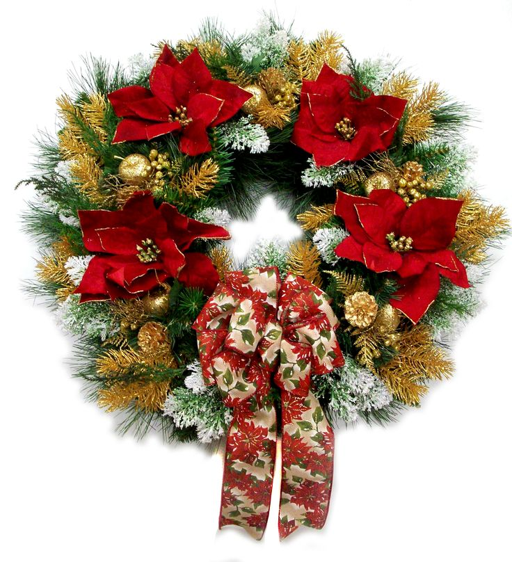 Christmas Joy on Pinterest | Christmas trees, Burlap christmas wreaths ...