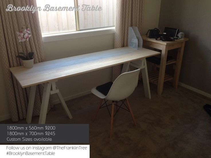 Study Desk / Dining Table / Office Desk | Desks | Gumtree Australia Greater Dandenong - Keysborough | 1052264222 - custom made tables