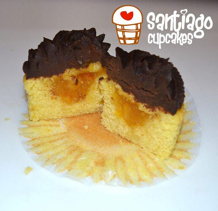 Naranja Chocolate... y rellenos con mermelada¡¡¡ maravillosos¡