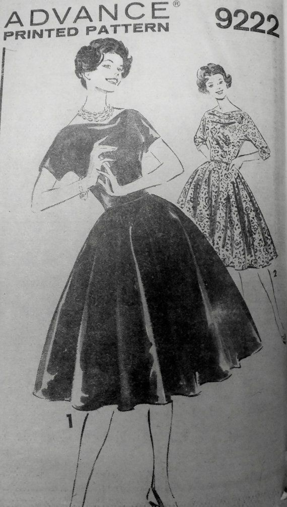 25 best VINTAGE WEDDING DRESS PATTERNS images on Pinterest | Vintage ...