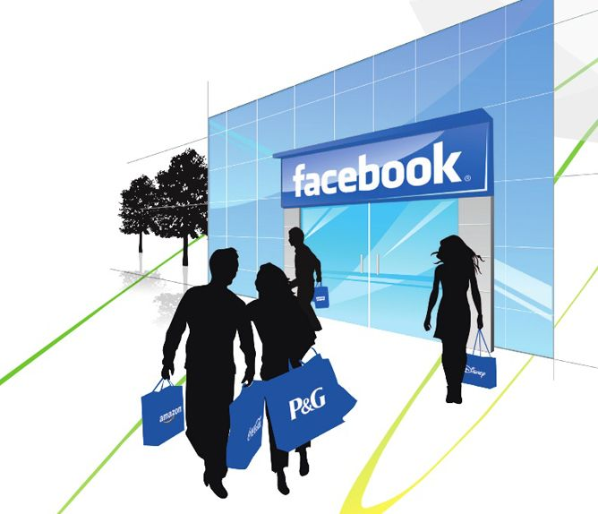 Facebook can help any size of business to grow. Get created new facebook store with us, which will help for advertisement of product and present business online to become reachable for everyone.