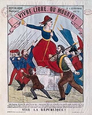 ⌛️4 septembre 1870 : Proclamation de la IIIe République